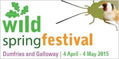 Wild Spring Festival - 4 April to 4 May 2015
